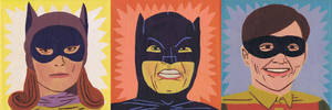 The Bat Brigade by Teagle