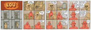 Lou Comic by Teagle