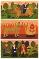 Spera Comic by Teagle