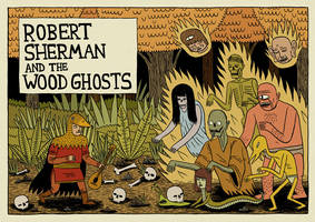 The Wood Ghosts by Teagle