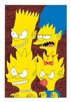 Devil Family by Teagle