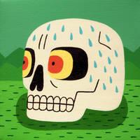 Skull's Head by Teagle