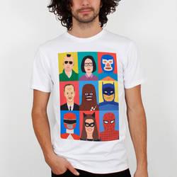 Inspiring People Tshirt by Teagle