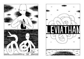 Leviathan Comic by Teagle