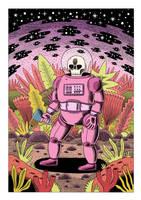 Dead Astronaut by Teagle