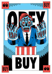 They Live by Teagle