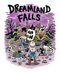 Dreamland Falls - Disenchantment by Teagle