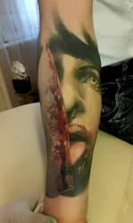 Healed knifegirl by grimmy3d