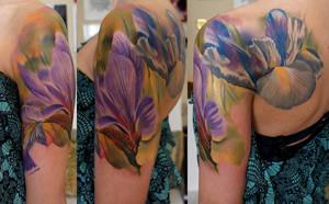 Iris Wip2 by grimmy3d
