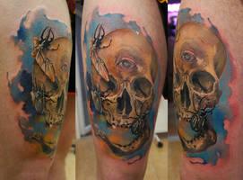 Atlas Skull by grimmy3d