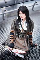 Steam Dress Alice by Zhenya-Chan