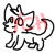Pixel Cat Icon YCH! (OPEN) (Unlimited Slots) by Blue-Pastels