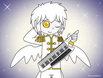 Noah: I can play the keytar. by HoneyBatty16