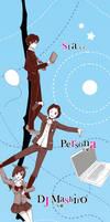 Private Cytus Academy x DRRR!! by Kikansha