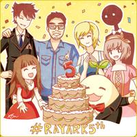#Rayark5th by Kikansha