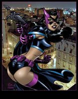 Huntress-timm-bailey by richmbailey