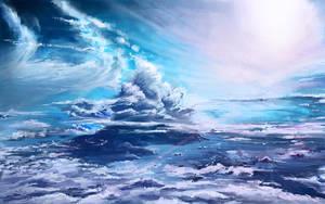 Cloud by mrainbowwj