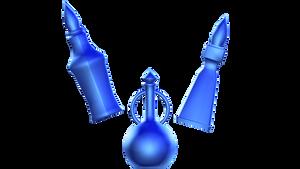 MMD DL Series Models RPG  Potion Bottles DL by 2234083174