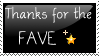Thanks for the Fave ::Stamp:: by Zayix