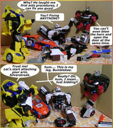 First Aids 2 by DinastiaTransformers