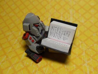 Decepticon's Bible by DinastiaTransformers