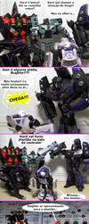 A Camuflagem parte II by DinastiaTransformers