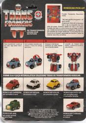 Gears Estrela Brazil by DinastiaTransformers