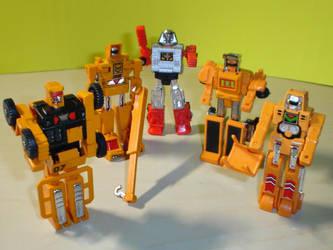 Constructibots 02 by DinastiaTransformers