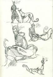 Random -Pets- by Scarlet-Harlequin-N