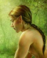 wishes elf by ceruleanvii