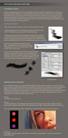 Photoshop Brushes Part Two by ceruleanvii