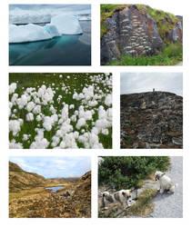 Greenland by ceruleanvii