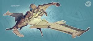 Tambri glider by Talros