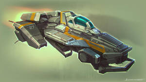 QR Racer concept 06 by Talros