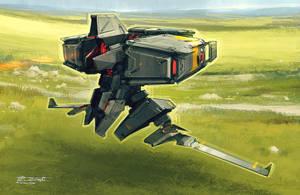 NPC 39 concept by Talros