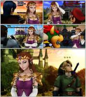 Zelda Annoying Problems by AthenaAsa