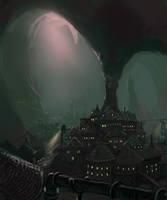 Gnome city by ortheza