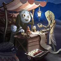 Mummies equire golden eggs by ortheza