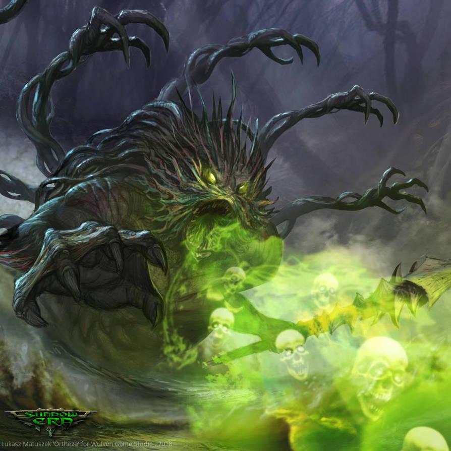 Skevrox - Shadow Era TCG by ortheza