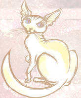 Cat Sketch by CloverWing