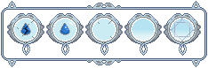 Lapis Pixel Mirrors by CloverWing