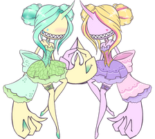 [CLOSED] Mahou Fairy Dentii Adopt by CloverWing