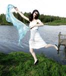 Jumping free by kitsune89