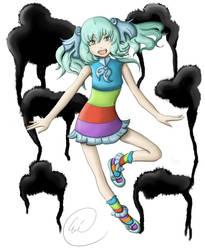 Happy Rainbow by kitsune89