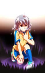 Inazuma Eleven GO - Takuto by KoujiT