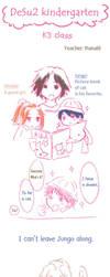 DeSu2 kindergarten - K3 class by KoujiT