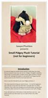 Pidgey Plush Tutorial I by Plushbox