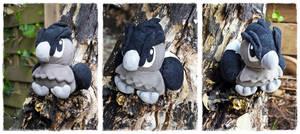 Raven :3 by Plushbox