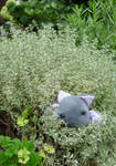 Chibi Bat Plushie :3 by Plushbox