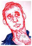 Self Portrait by rjwarrier